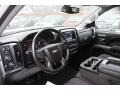 2016 Summit White Chevrolet Silverado 1500 LT Crew Cab 4x4  photo #4