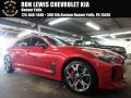HiChroma Red 2018 Kia Stinger GT2 AWD