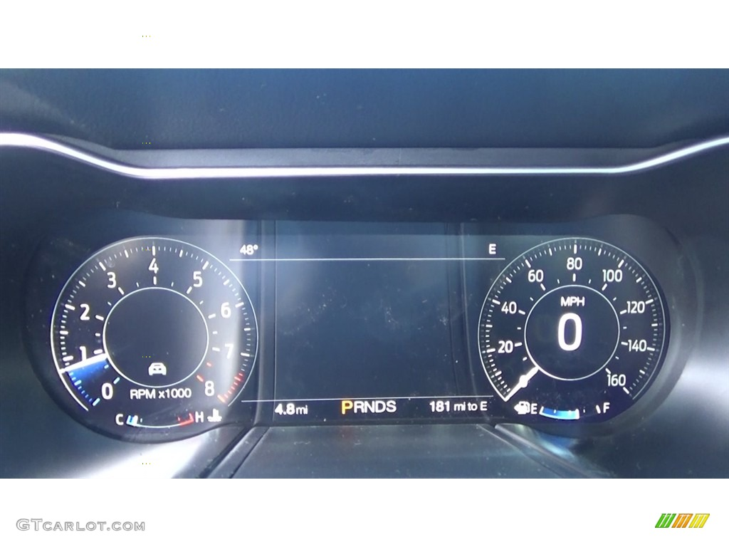 2018 Mustang GT Premium Fastback - Oxford White / Ebony photo #13
