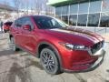 Front 3/4 View of 2018 CX-5 Touring AWD