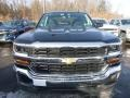 2018 Black Chevrolet Silverado 1500 LT Crew Cab 4x4  photo #7