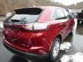 Ruby Red - Edge SEL AWD Photo No. 2