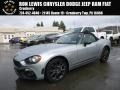 Grigio Chiaro Light Grey - 124 Spider Abarth Roadster Photo No. 1
