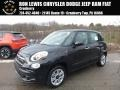 Black (Nero Cinema) 2018 Fiat 500L Pop
