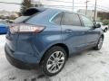 Blue - Edge Titanium AWD Photo No. 5