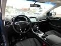 Front Seat of 2018 Edge Titanium AWD