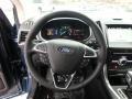 2018 Edge Titanium AWD Steering Wheel