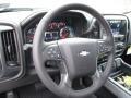 2018 Centennial Blue Metallic Chevrolet Silverado 1500 LTZ Crew Cab 4x4  photo #19