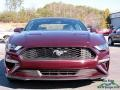 2018 Royal Crimson Ford Mustang EcoBoost Fastback  photo #4