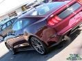 2018 Royal Crimson Ford Mustang EcoBoost Fastback  photo #28