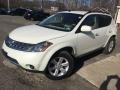 2007 Glacier Pearl White Nissan Murano S AWD #125124517