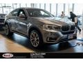 Space Gray Metallic 2018 BMW X6 sDrive35i