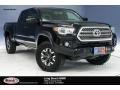 2017 Black Toyota Tacoma TRD Off Road Double Cab 4x4 #125172154
