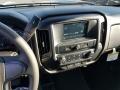 2018 Black Chevrolet Silverado 1500 WT Double Cab 4x4  photo #10