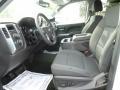 2018 Summit White Chevrolet Silverado 1500 LT Crew Cab 4x4  photo #16