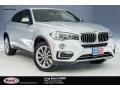 Glacier Silver Metallic 2018 BMW X6 xDrive35i