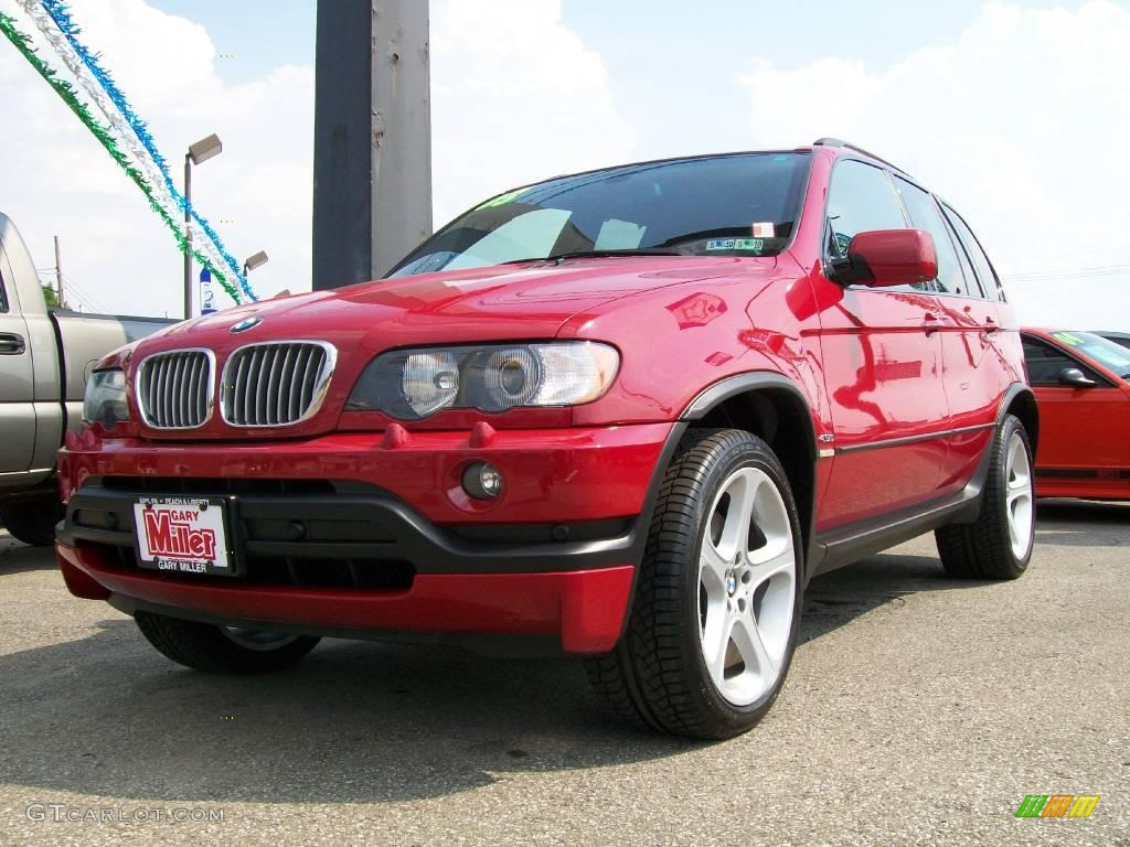 2003 imola red bmw x5 12515971 photo 12 car color galleries. Black Bedroom Furniture Sets. Home Design Ideas