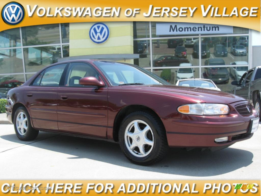 2002 bordeaux red pearl buick regal ls 12516067 gtcarlot com car color galleries gtcarlot com