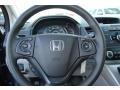 2014 Twilight Blue Metallic Honda CR-V LX AWD  photo #13
