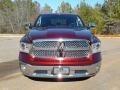 Delmonico Red Pearl - 1500 Laramie Quad Cab 4x4 Photo No. 3