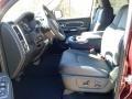 Delmonico Red Pearl - 1500 Laramie Quad Cab 4x4 Photo No. 10