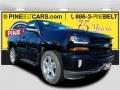 2018 Black Chevrolet Silverado 1500 LT Regular Cab 4x4  photo #1