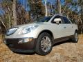 2009 Gold Mist Metallic Buick Enclave CXL AWD  photo #1