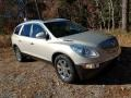2009 Gold Mist Metallic Buick Enclave CXL AWD  photo #3