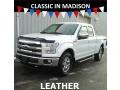 Oxford White 2015 Ford F150 Gallery