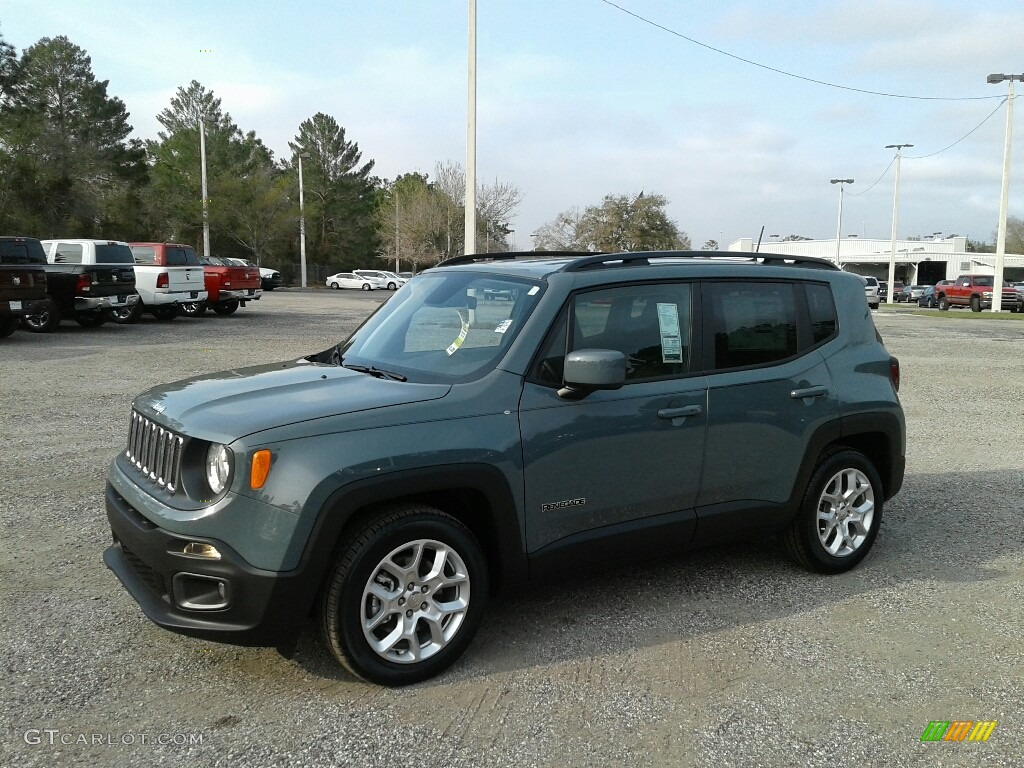 2018 Jeep Renegade Latitude Anvil