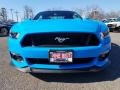 2017 Grabber Blue Ford Mustang GT Premium Coupe  photo #2
