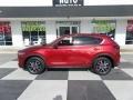 Soul Red Metallic 2017 Mazda CX-5 Grand Touring