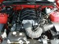 2007 Torch Red Ford Mustang GT Premium Convertible  photo #9