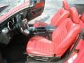 2007 Torch Red Ford Mustang GT Premium Convertible  photo #14