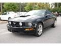 2007 Black Ford Mustang GT Premium Coupe  photo #10