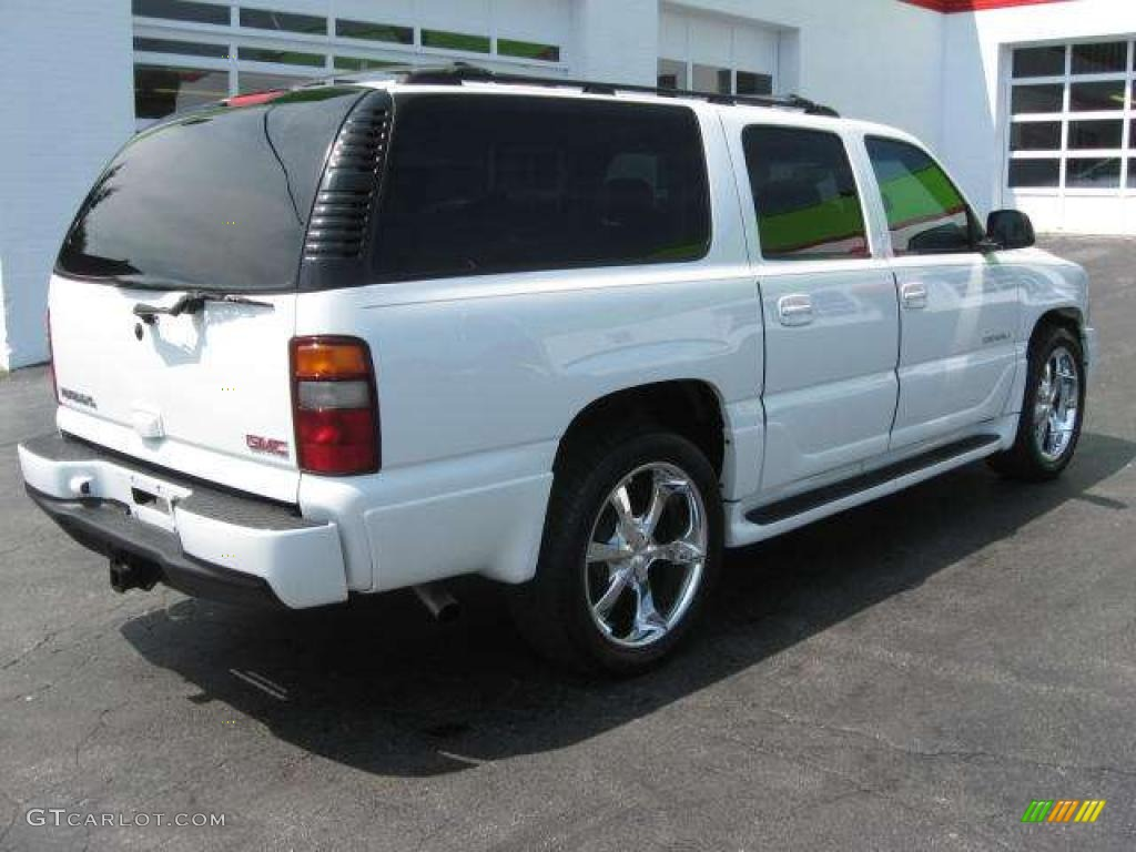 2003 summit white gmc yukon xl denali awd 12522202 photo. Black Bedroom Furniture Sets. Home Design Ideas