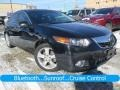 2013 Crystal Black Pearl Acura TSX Technology #125389695