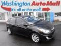 Ultra Black 2013 Hyundai Accent SE 5 Door