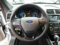 Medium Stone Steering Wheel Photo for 2018 Ford Explorer #125439856