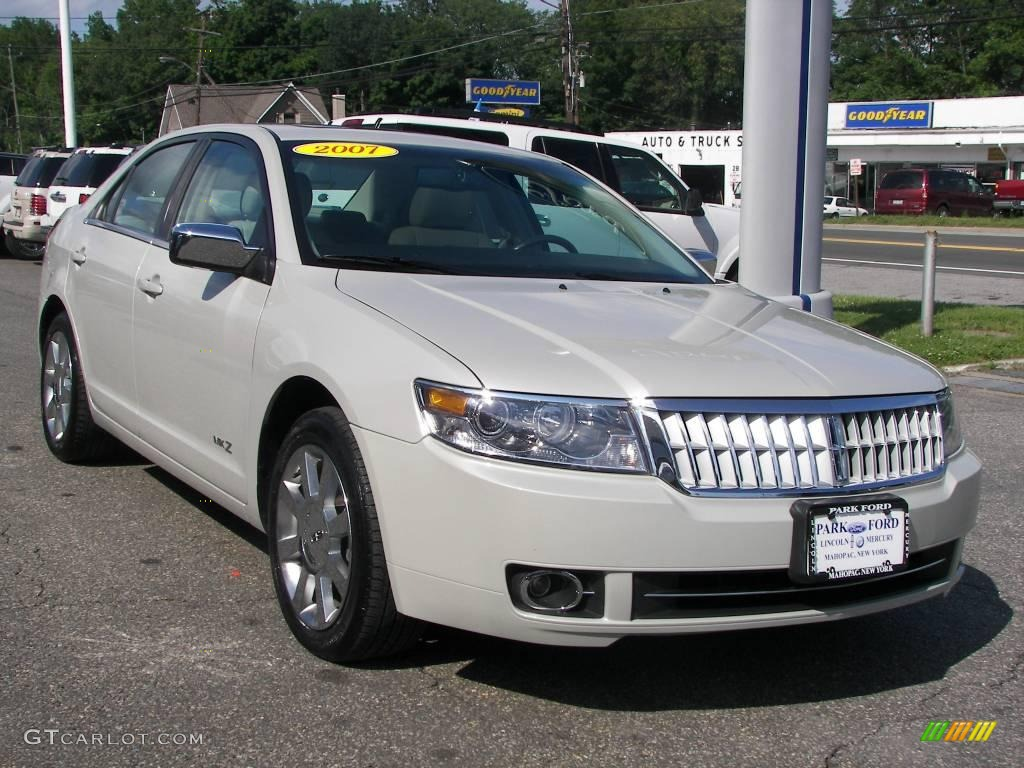2007 light sage metallic lincoln mkz awd sedan 12515477. Black Bedroom Furniture Sets. Home Design Ideas