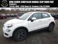 White (Bianco) 2018 Fiat 500X Pop AWD