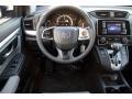 2018 Lunar Silver Metallic Honda CR-V LX  photo #11