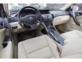 2009 Premium White Pearl Acura TSX Sedan  photo #14