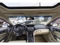 2009 Premium White Pearl Acura TSX Sedan  photo #15