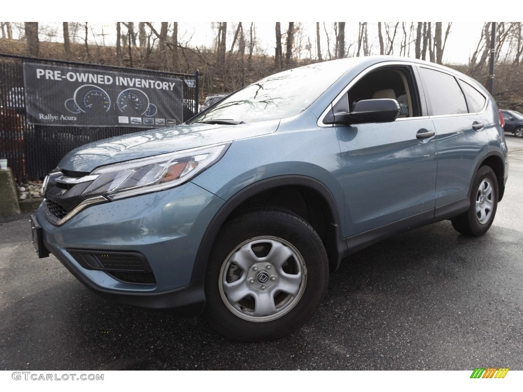 Mountain Air Metallic Honda CR-V