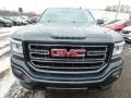 Dark Slate Metallic - Sierra 1500 Elevation Double Cab 4WD Photo No. 2