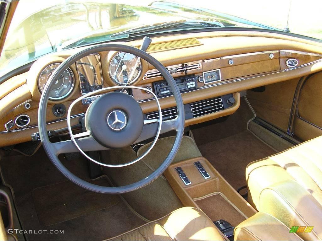 1969 Green Mercedes-Benz S Class 280SE Cabriolet #12521595 ...