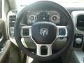 2018 1500 Laramie Longhorn Crew Cab 4x4 Steering Wheel
