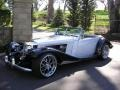 Black/Silver - 500K Special Roadster Marlene Reproduction Photo No. 1