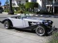 Black/Silver - 500K Special Roadster Marlene Reproduction Photo No. 7